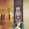 Cleo-CAT-tra is gracing us with her presence at Late Night. #catitude #DivineFelines #dmanights