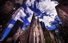St. Patrick's Cathedral - New York City - USA