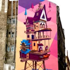 #budapest #murales #streetart