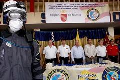 GADM Chone y Bomberos en Acción de España firmaron convenio de cooperación