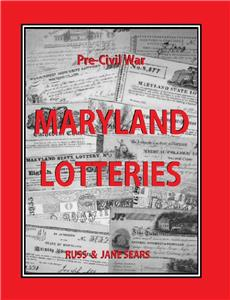 Maryland Lotteries book cover