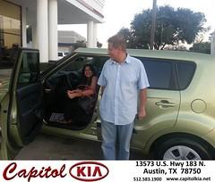 #HappyBirthday to Nikita from Brent Graham at Capitol Kia!