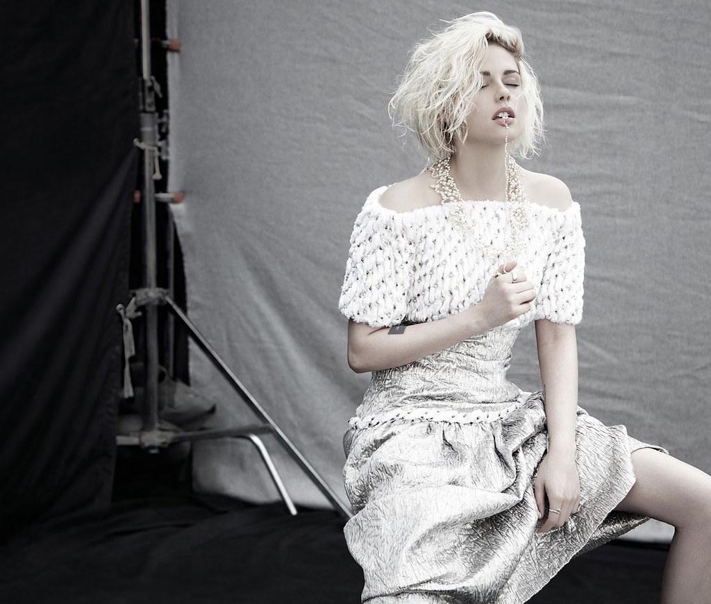 Кристен Стюарт — Фотосессия для «Elle» CH 2016 – 1