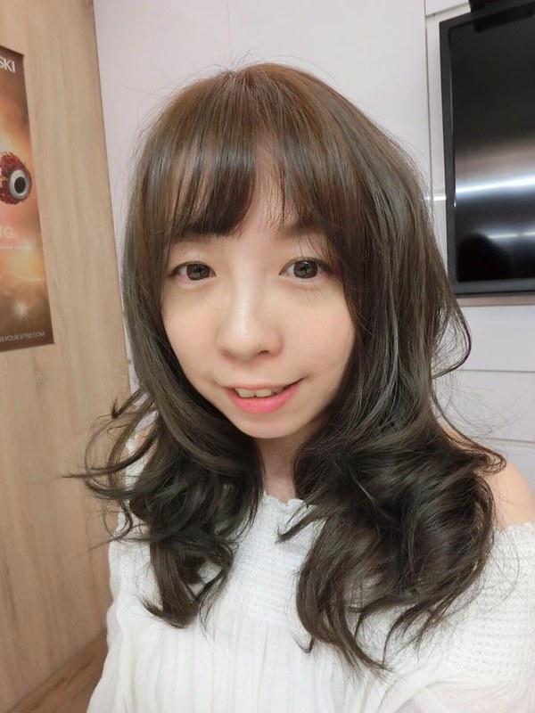 2016.11秋冬新髮色(漸層咖啡)