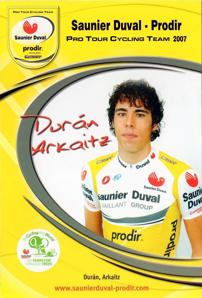 Duran Arkaitz - Saunier Duval Prodir 2007