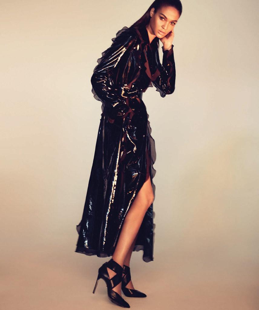 Джоан Смоллс — Фотосессия для «Harper's Bazaar» ES 2016 – 16