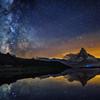 Universe vs Landmark