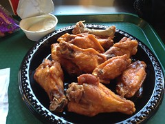 Wings - Buffalo style - in Buffalo!