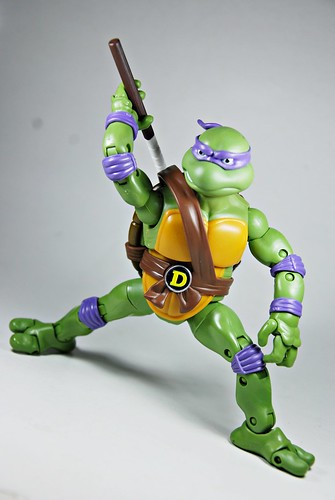 Teenage Mutant Ninja Turtles Classics: Donatello