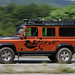 Land Rover, Defender, 110, Luk Keng, Hong Kong by Daryl Chapman Photography