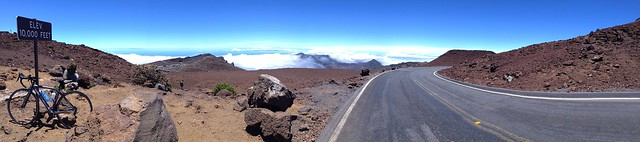 Mount Haleakala Summit ride