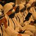 Religiosas de la Caridad que asistieron a la misa