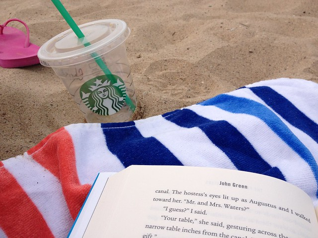 Summer Reading at the Beach