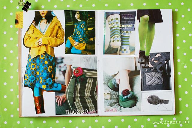 Glue Book: Swedish and Crochet Ideas