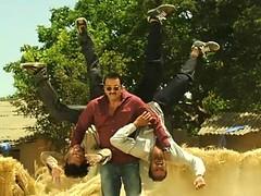 [Poster for Policegiri with Policegiri, K S Ravikumar, Sanjay Dutt, Prachi Desai, Prakash Raj]
