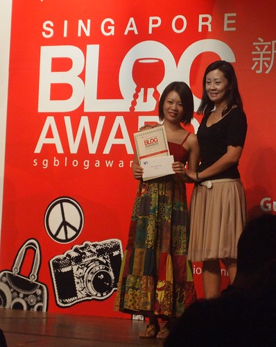 Singapore Blog Awards 2013