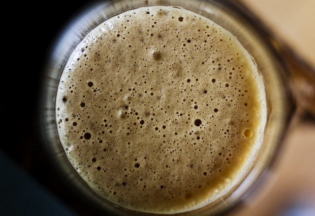 stout beer suds