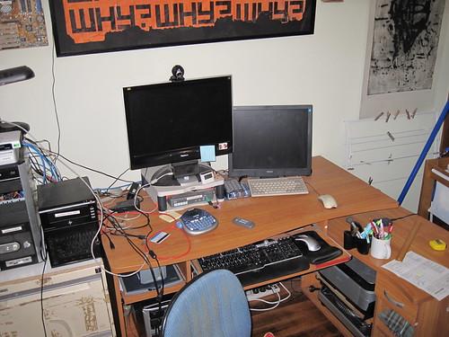 Desk During