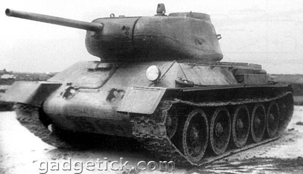Танк А-43
