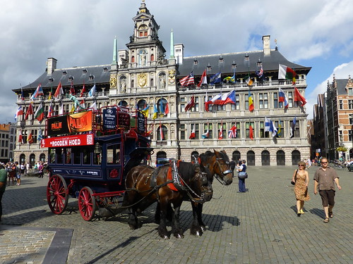 Grote market, Anvers