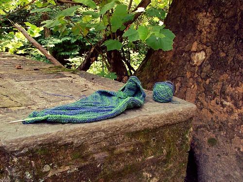 Knittin' Wissahickon