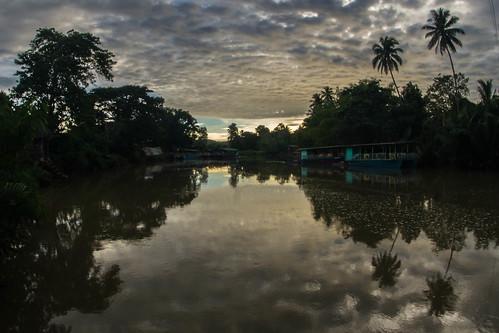 sunset nature river nationalpark asia southeastasia philippines fisheye bohol lonelyplanet nationalgeographic loboc