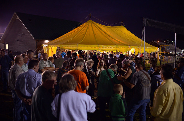 Galax Old Fiddlers Convention 2013