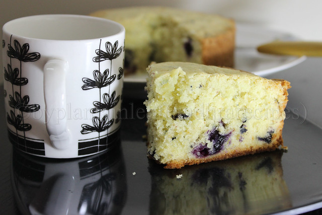 blueberry cuffee cake