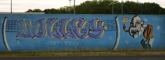 graffiti Perpignan, Toulouges