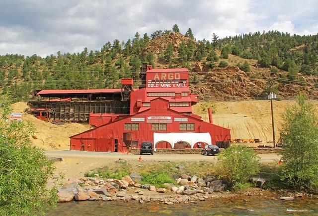 Gold Mine Idaho Springs Colorado Flickr Photo Sharing