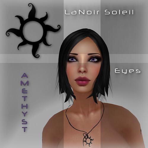 [ LNS ] Amethyst Eyes - Subscriber Gift