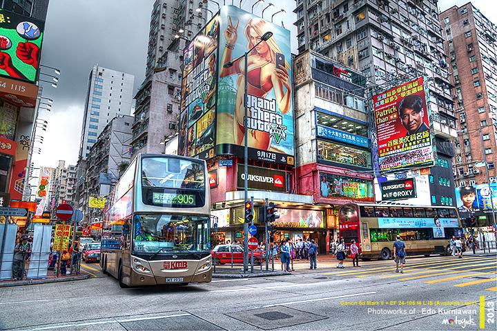 Mong kok Street View