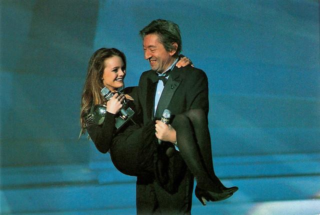 Serge Gainsbourg, Vanessa Paradis