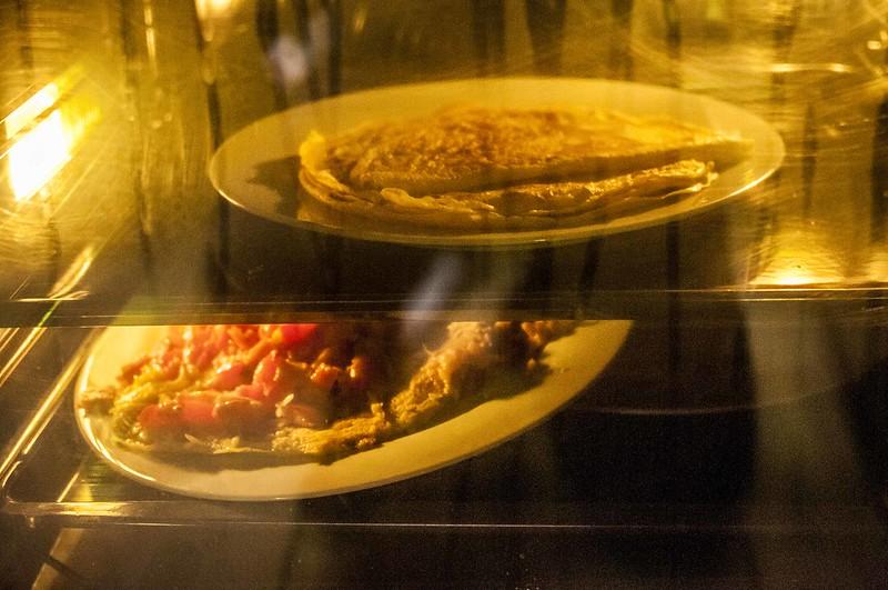 Omeletten und Froyo