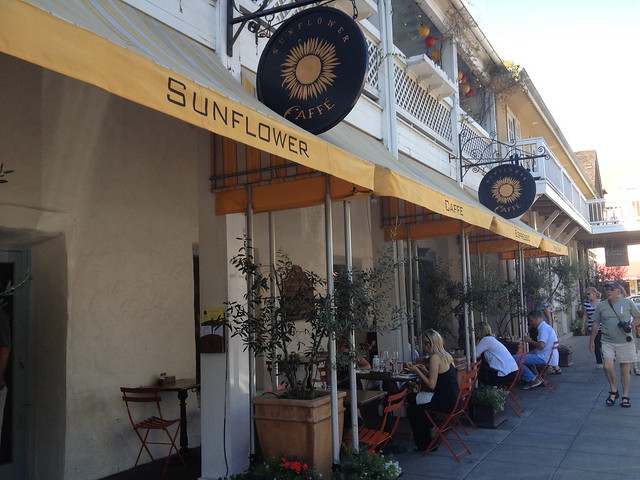 Sunflower Cafe Sonoma Reviews