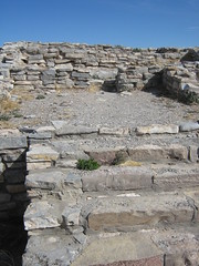 ancient history(0.0), formation(0.0), monument(0.0), terrain(0.0), wadi(0.0), badlands(0.0), quarry(0.0), stone wall(1.0), wall(1.0), historic site(1.0), ruins(1.0), geology(1.0), bedrock(1.0), rock(1.0), archaeological site(1.0),