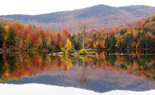 Kent Pond, Killington Vermont, October 4th 2013