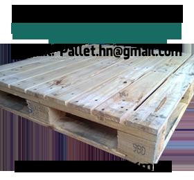 Pallet gỗ thông giá rẻ