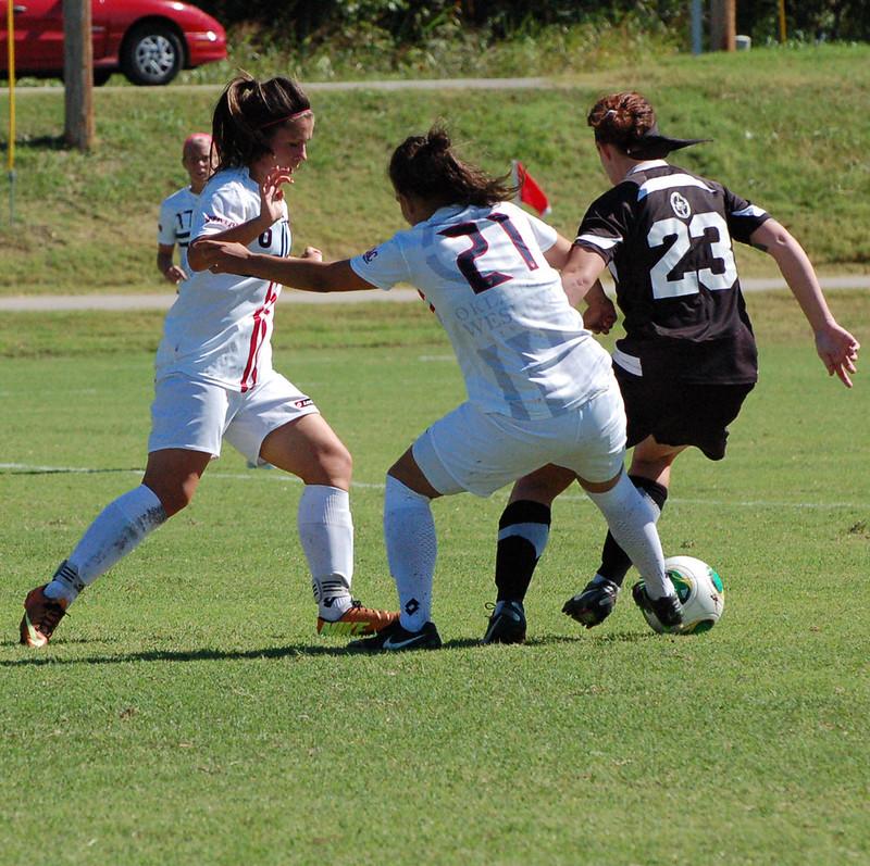 HC 13 Women's Soccer Game v. Bellevue
