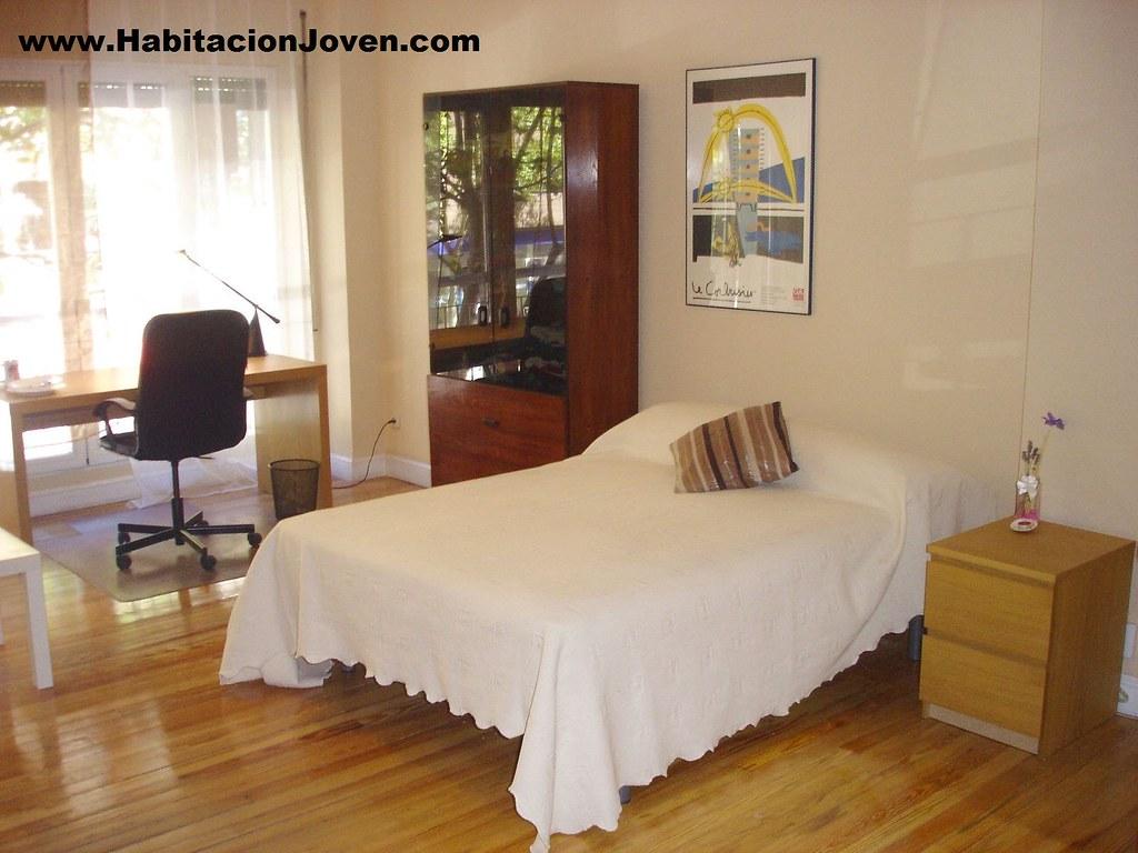 Piso compartido Madrid y Habitaciones en alquiler Madrid