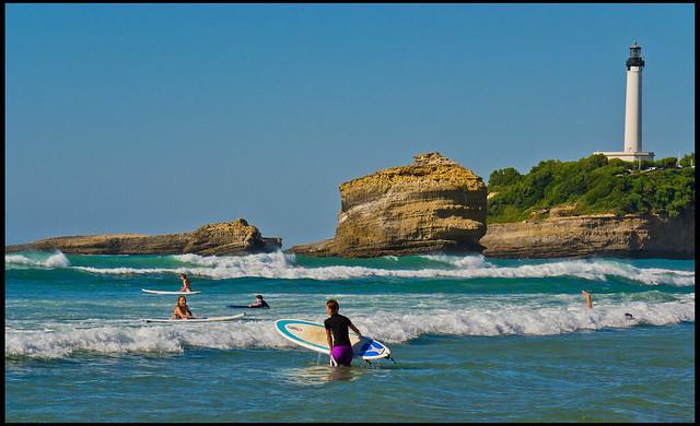 Französisch mit Surfen