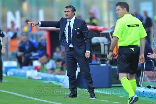 """Catania, De Canio: """" Non abbiamo sofferto il Milan""""$"""