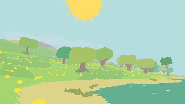 Proteus Launch Screens, 01