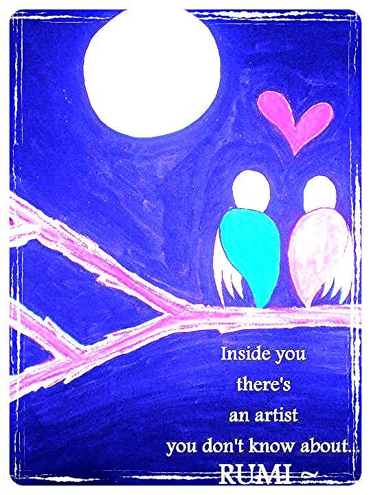 Dentro de ti hay un artista, masajista... pero todavía no lo sabes ;)