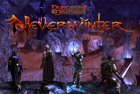 D&D Never Winter