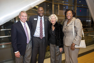 Southern Bancorp Reception Honoring Darrin Williams