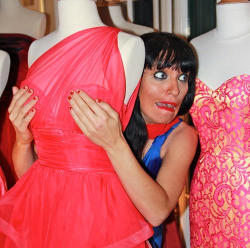 Camille Solari, Dalia MacPhee , Fashion Party