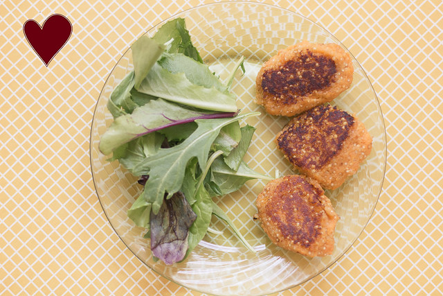sweet potato quinoa cakes recipe