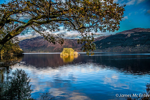 Lough Lomond Scotland