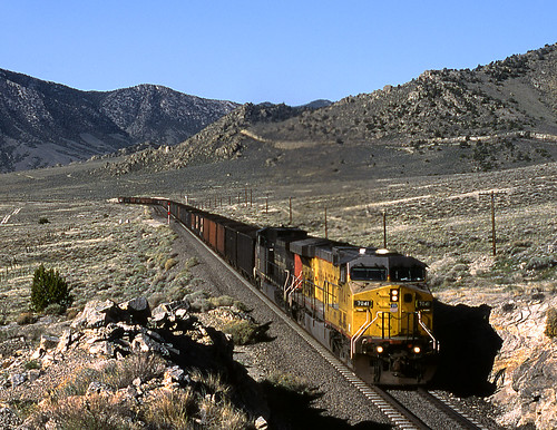 railroad up train nevada rail railway nv